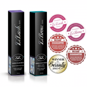 LiLash & LiBrow Duo pack